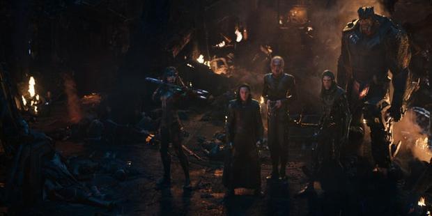 Không phải Biệt đội Avengers, không phải Star Lord, đây mới là những gương mặt nhọ nhất Infinity War