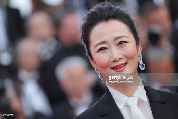 Nữ diễn viên Triệu Đào, vợ của nhà làm phim Giả Chương Kha.