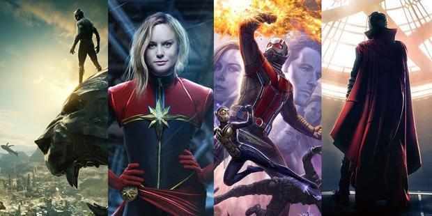 Cùng hóng hớt 20 siêu phẩm có thể được Marvel bung hàng sau Avengers 4