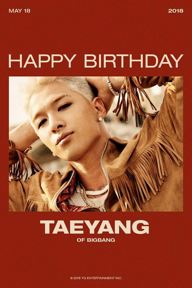 Taeyang tuổi 31: Từ bóng đèn cô độc đến quý ông đầu tiên của BigBang tìm thấy bến bờ hạnh phúc