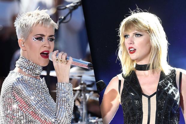 Cuộc 'đại chiến thế kỷ' US-UK chính thức kết thúc: Taylor và Katy làm hòa sau 5 năm!