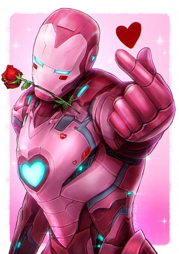 """Bộ trang phục chỉ dành riêng mặc trong ngày lễ Valentine. Lại còn """"bắn tim"""" nữa chứ!"""