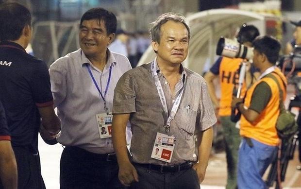 Bầu Đức từng lo mafia thao túng bóng đá Việt Nam.