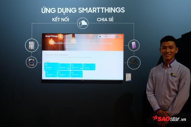 Samsung ra mắt TV QLED 2018 mới tại Việt Nam: có khả năng tàng hình ấn tượng!
