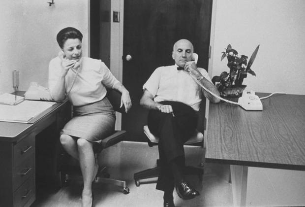 William Masters và Virginia Johnson.