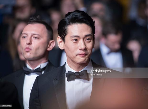 Teo Yoo - nam diễn viên người Hàn Quốc.