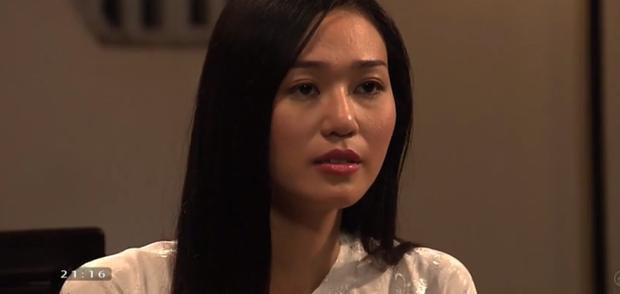 Hồng Trà - con gái ông Phú Cường.