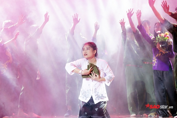 Diễn xuất xuất thần của Nguyễn Minh Thy