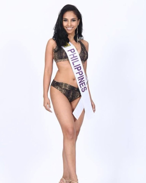 Người đẹp Philippines có thân hình không mấy thon gọn. Việt Nam chính thức tham gia cuộc thi này từ năm 2004 với đại diện khi đó là người đẹp Nguyễn Ngân Hà (lọt top 10 chung cuộc).
