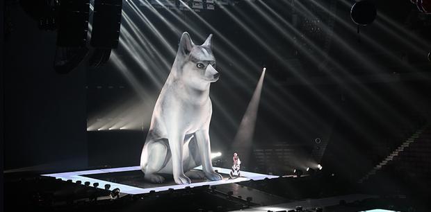 Khán giả không khỏi xúc động trước tình cảm mà Miley dành cho cậu bạn Floyd.