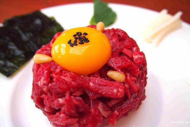 Điểm qua 4 món thịt sống trứ danh của thế giới
