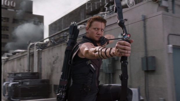Hawkeye sẵn sàng bước vào cuộc chiến đối đầu Thanos với động lực mạnh mẽ tuyệt đối.