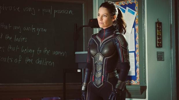 Hope van Dyne có thể sẽ xuất hiện nếu biệt đội Avenger nghĩ đến kế dùng Cõi Quantum.