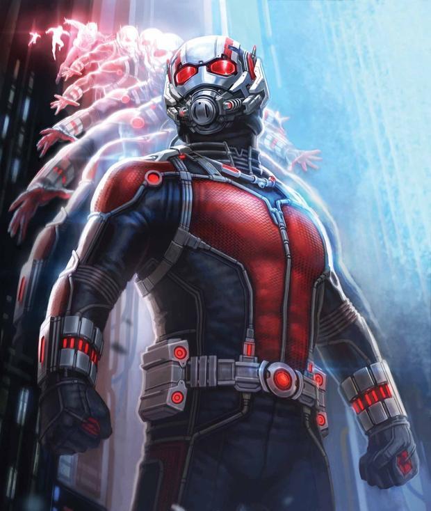 Ant-Man khả năng cao sẽ được gia nhập biệt đội Avengers.