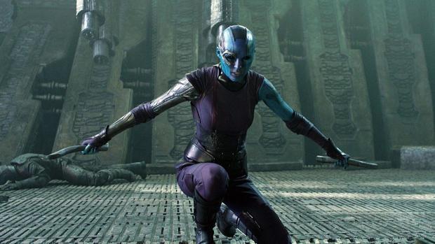 Nebula sẽ là hoa tiêu dẫn đường nhóm Tinh nhuệ đến địa bàn của Thanos.