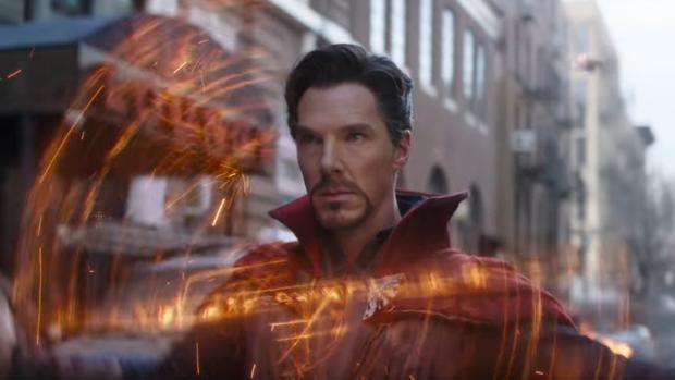 Doctor Strange chắc hẳn đã đưa kế hoạch của Thanos vào tròng.