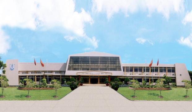 Trường ĐH Giao thông Vận tải TP.HCM. Ảnh: Zing.