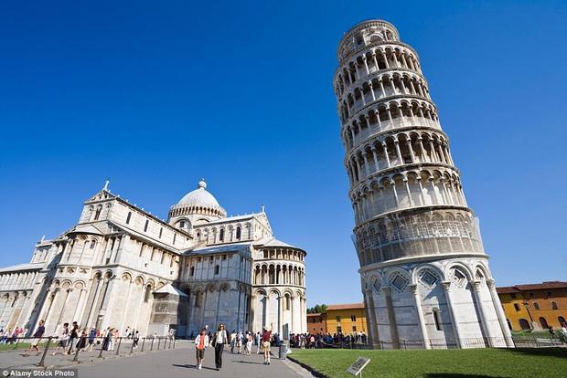 Bí ẩn về tháp nghiêng Pisa cuối cùng đã có lời giả.