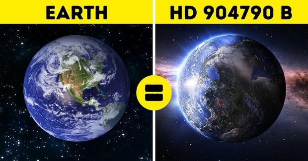HD 904790 B là tên của một hành tinh mà con người có thể sinh sống trong tương lai. Hành tinh này nằm trong dải Ngân hà và sở hữu một số đặc điểm nổi bật giống như Trái Đất như có bầu không khí đặc biệt, khí hậu, tài nguyên thiên nhiên và thậm chí có cả nước ngọt. Theo tính toán của các nhà thiên văn học, con người sẽ mất khoảng 300.000 năm để đặt chân tới hành tinh này.