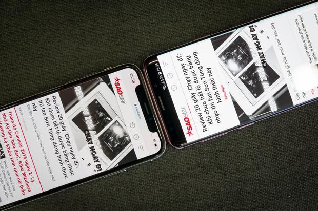 Đây là 8 điểm nhấn giúp Galaxy S9/S9+ đỉnh hơn iPhone X