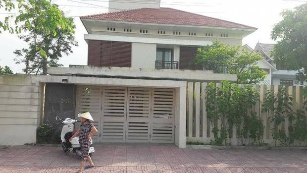 Ngôi nhà của chị Q.