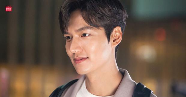 """""""Mỹ nam đẹp hơn hoa"""" Lee Min Ho."""