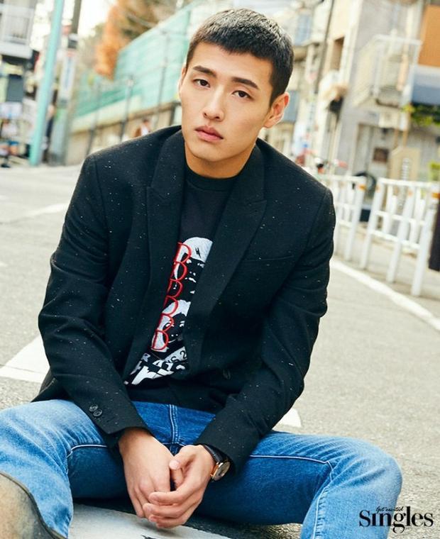 Ngôi sao sinh năm 1990 - Kang Ha Neul.