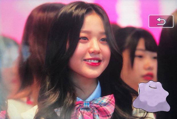 Trong khi Jang Won Young là một gương mặt hoàn toàn mới, khiến fan mê đắm tan chảy bởi vẻ đẹp ngây ngô của tuổi 15 thì..