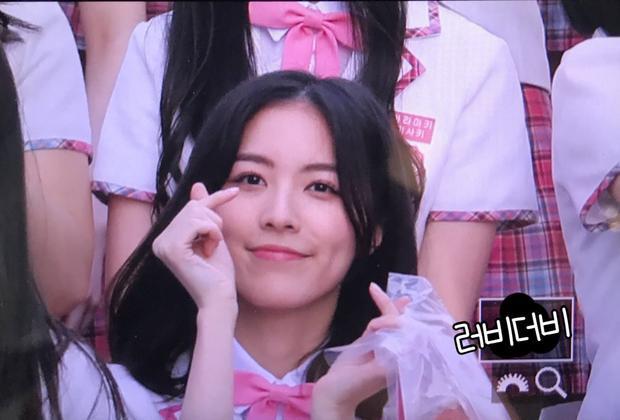 Matsui Jurina được xem là đối thủ chính của Miyawaki Sakura trong Produce 48. Cô là thành viên thế hệ đầu của SKE48, thuộc team S.