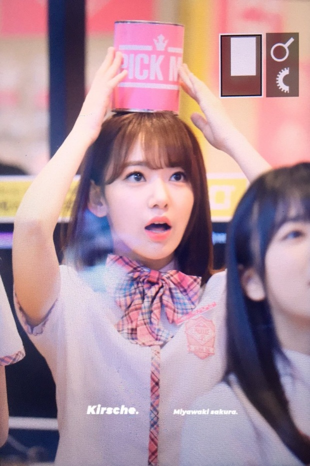 Sakura là thành viên thế hệ đầu của HKT48, thuộc team KIV. Cô nàng từng kiêm nhiệm tại AKB48 trong khoảng thời từ tháng 2/2014 đến 12/2017.