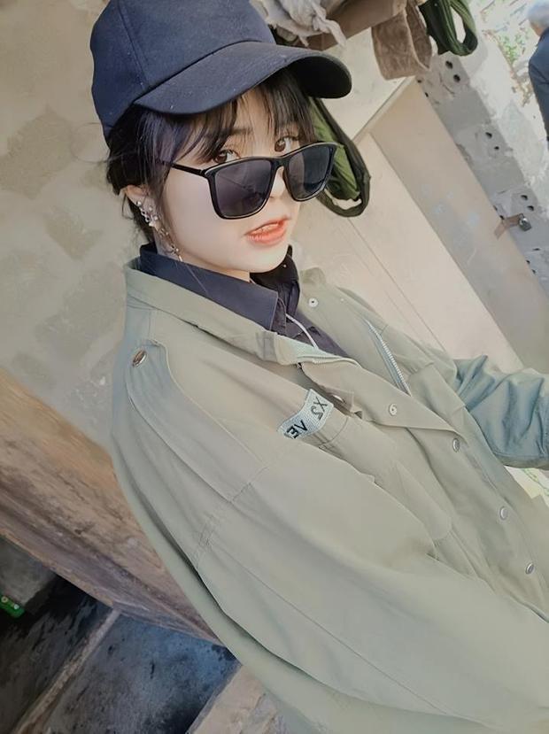 Pờ Xín Hạnh, sinh viên trường Học viện Thanh thiếu niên Việt Nam - cô gái dân tộc Mường xinh xắn nhưng không kém phần hiện đại