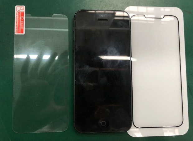 Nhà sản xuất phụ kiện điện thoại này thậm chí đã hoàn thiện một sản phẩm kính bảo vệ màn hình cho chiếc điện thoại Apple còn chưa kịp công bố.
