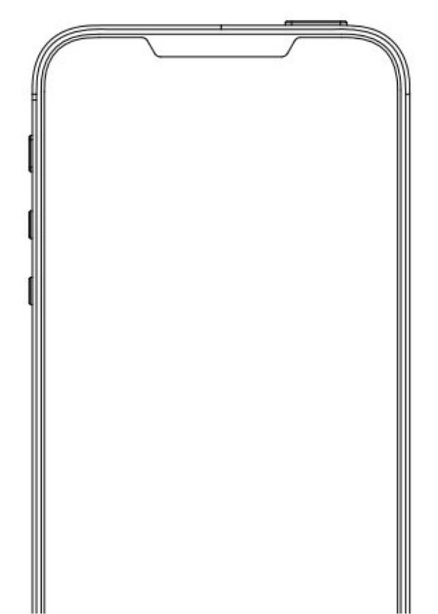 Nếu thiết kế này xác thực, iPhone SE2 sẽ có màn hình lớn hơn iPhone SE dù có cùng kích thước thân máy vì viền màn hình tối giản.