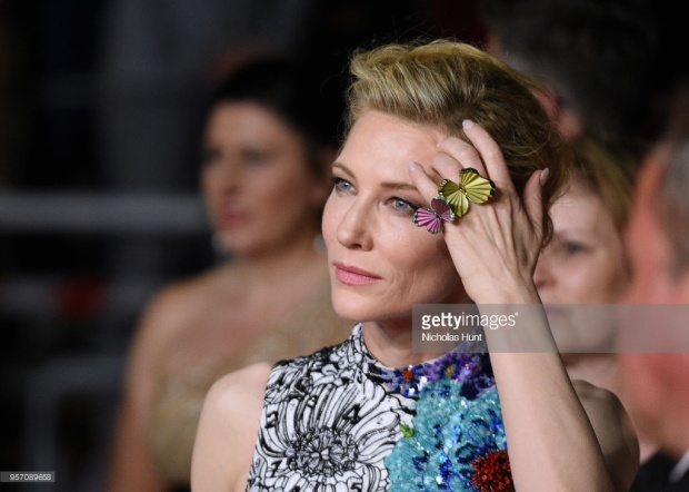 Miss Universe 2016 xinh hết phần thiên hạ, Cate Blanchett gây sốt với thảm đỏ Cannes tối ngày 3