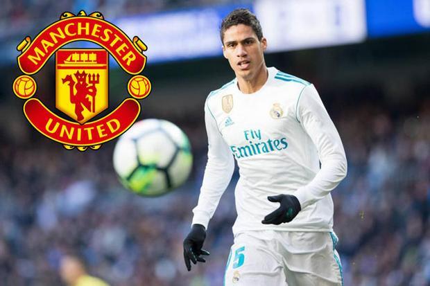 Man United sẵn sàng chi 70 triệu euro để có chữ ký của Varane.