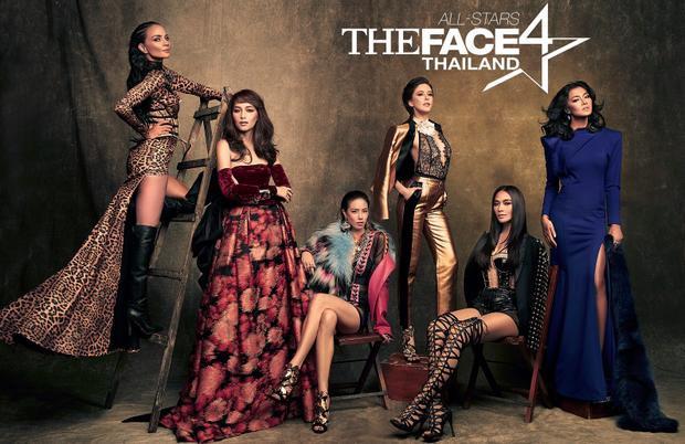 6 HLV xinh đẹp của The Face Thailand đã không mang đến nhiều điều gay cấn cho mùa All-Stars.