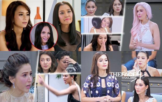 The Face Thailand năm nay chưa khiến các fan hài lòng vì các HLV quá… thân thiện, nhẹ nhàng với nhau?