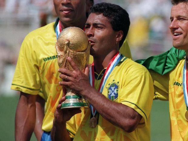 Huyền thoại người Brazil -Romario.