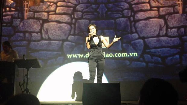 Thu Minh đem tới ca khúc đầy tình cảm dành cho khán giả.