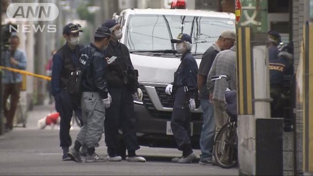 Cảnh sát Osaka nghi ngờ Nhan là tên cướp đang bị truy nã.