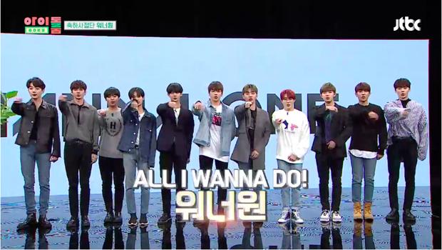 Sự xuất hiện hớp hồn các fan của 11 mỹ nam Wanna One.