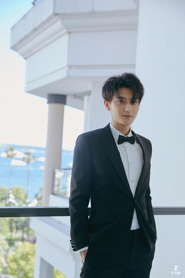 Nam ca sĩ thần tượng Hoàng Tử Thao (TAO) - Hình ảnh được anh đăng trên trang Weibo cá nhân của mình.