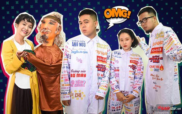 Lộn Xộn  Khánh Ly khoe trang phục diễn độc nhất vô nhị trong chung kết Sing My Song
