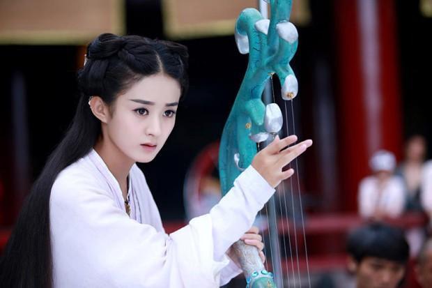 """""""Hoa Thiên Cốt"""" là một trong những tác phẩm thành công nhất trong sự nghiệp của Triệu Lệ Dĩnh."""