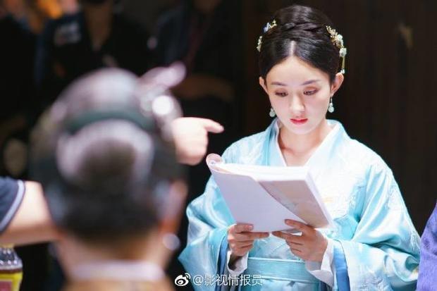Phim mới của Dương Mịch đụng độ với Triệu Lệ Dĩnh? Rating của Phù Dao thật đáng lo ngại