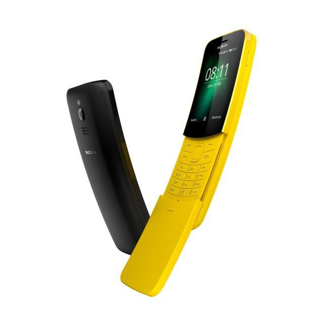Với Nokia 8110 (2018), người dùng sẽ được trải nghiệm những tính năng cần thiết cũng như đáp ứng được nhu cầu giải trí của một chiếc smartphone.