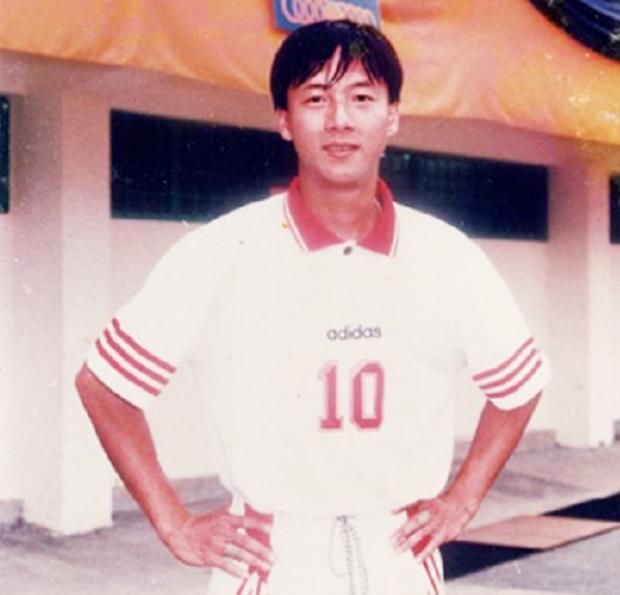 Cựu danh thủ Lê Huỳnh Đức từng bị cấm 6 tháng.