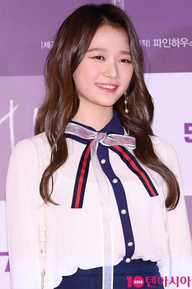 Kim Hye Rim.