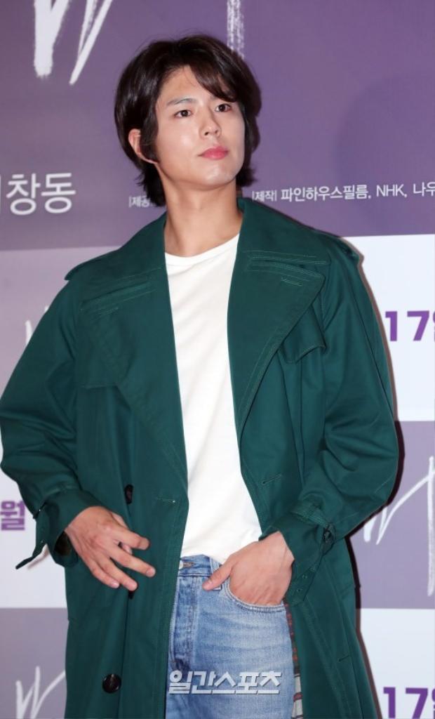 """Nam diễn viên """"Mây họa ánh trăng"""" - Park Bo Gum."""