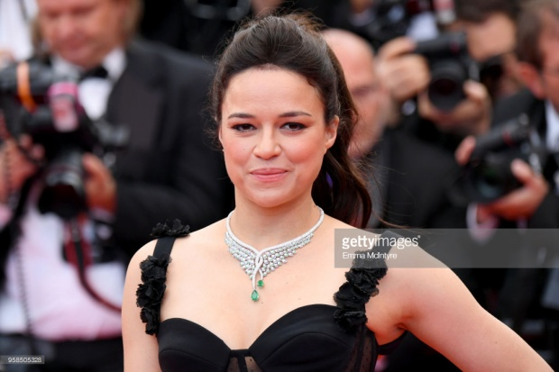 Người đẹp của loạt phim 'Fast and Furious' Michelle Rodriguez